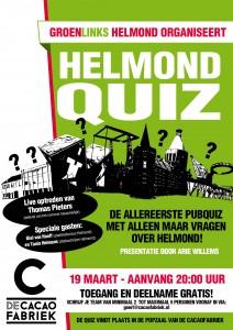 Helmond quiz poster